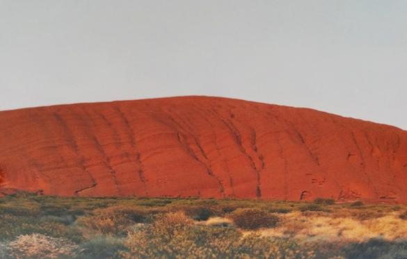 Uluru 2. Monica Soto Icaza