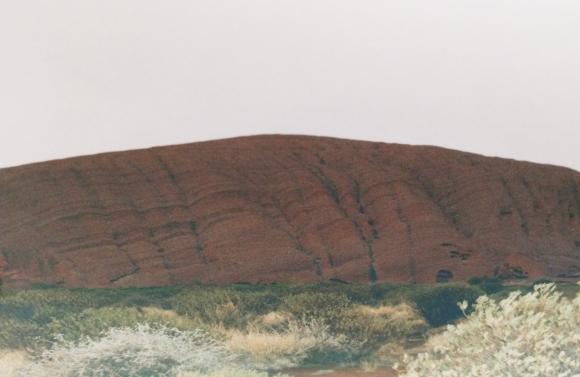Uluru 3. Monica Soto Icaza