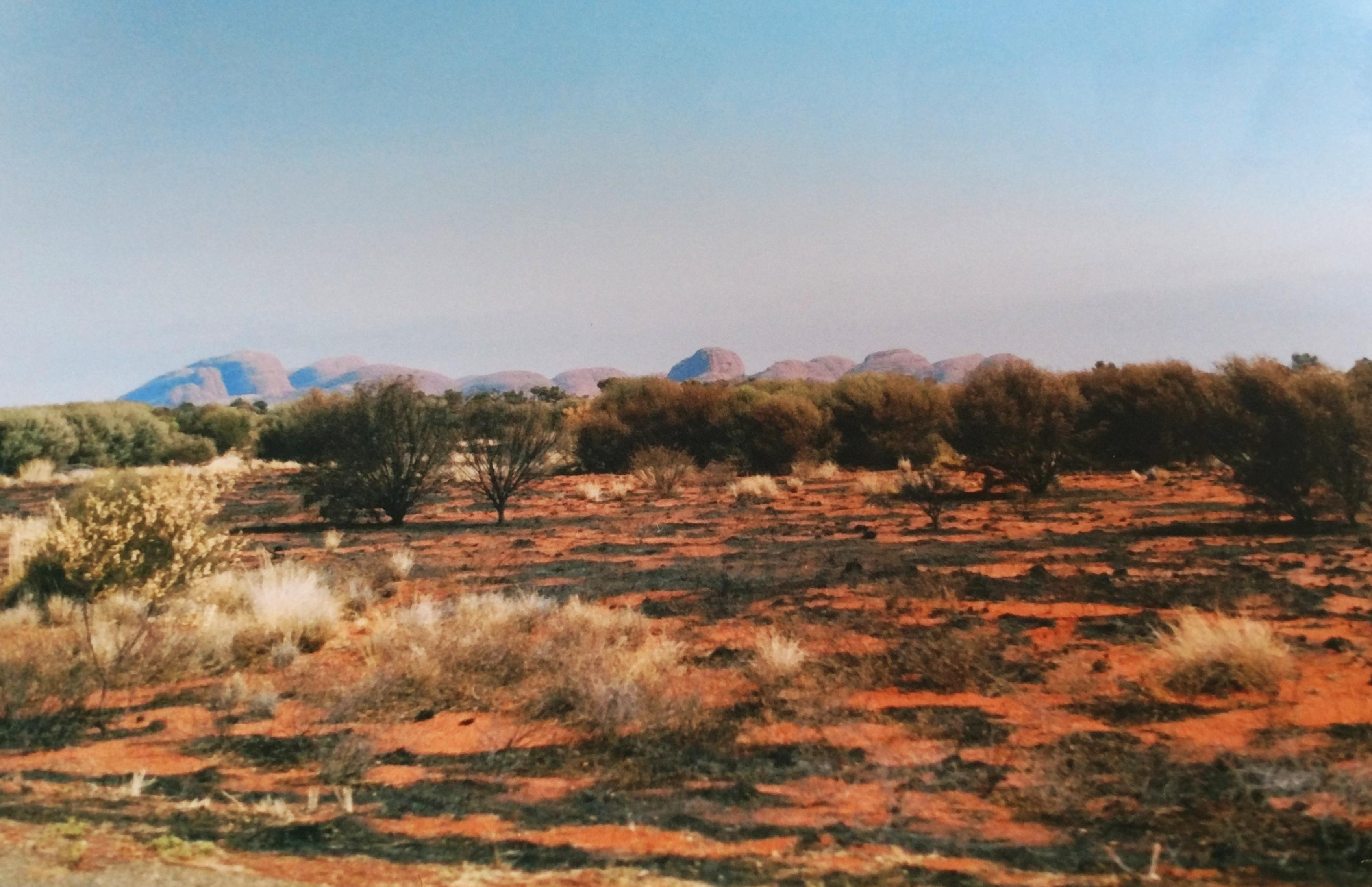 Uluru 4. Monica Soto Icaza