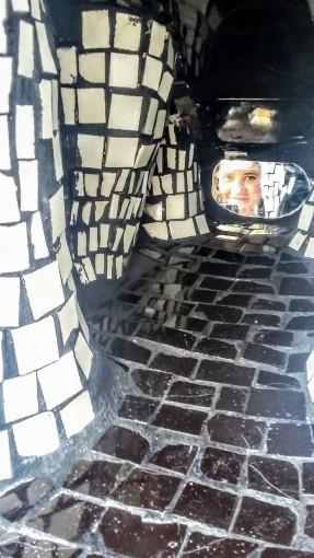 Selfie Mónica Soto Icaza en Zacatlán