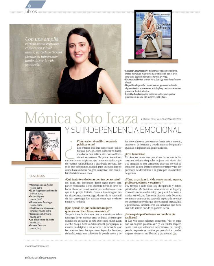 Entrevista Mujer Ejecutiva